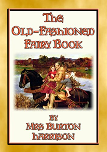 THE OLD FASHIONED FAIRY BOOK - 23 fairy tales told in the old-fashioned way (English Edition) - Falcons Damen Tops