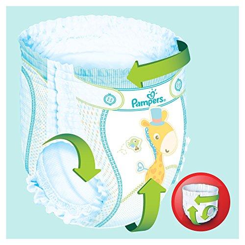 Pampers Baby Dry Pants Windeln, Gr. 4 (8-14 kg), Jumbo Plus, 1er Pack (1 x 72 Stück) - 4