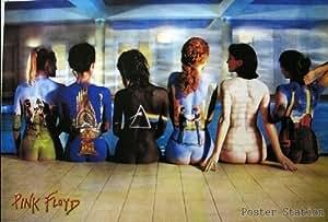 Pyramid International Poster encadré Pink Floyd'Album à dos femme-Poster-Rare New-Image Print Photo