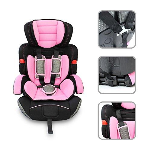 Todeco Seduta Auto per bimbi e bambini, rialzo seduta per ...