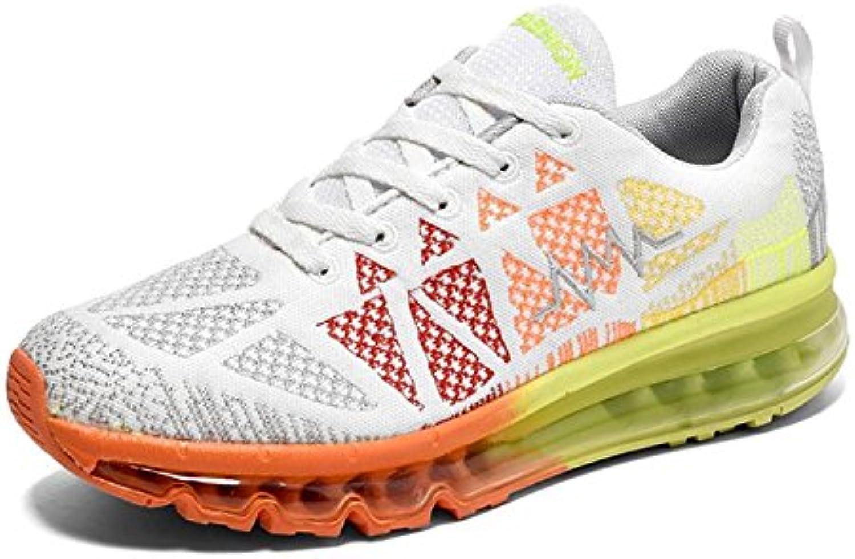 XiXiDiy Zapatillas de Running de Caucho Para Hombre