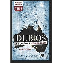 DUBIOS: Das Outback-Mysterium (Australien-Trilogie, Band 1)