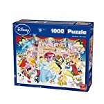 King Disney Holiday on Ice 1000 pcs 1000...