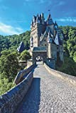 Burg Eltz Castle in Germany Journal: 150 page lined notebook/diary
