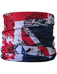 Multifunctional Headwear London Themed,Union Jack