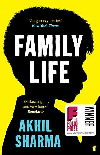 Portada del libro Family Life by Akhil Sharma (2-Apr-2015) Paperback