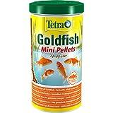 Tetra estanque carpín Dorado Mini PELLET Alimento, COMPLETO Alimento De Peces Para Todas carpín DORADO