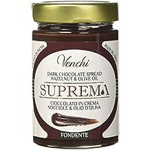 Venchi Suprema Crema Spalmabile Fondente - 300 g