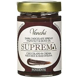 Venchi Suprema Crema Spalmabile Fondente – 300 g