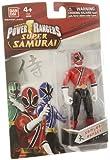 Power Ranger Samurai Red Ranger, Multi C...