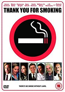 Thank You For Smoking [DVD] [2005]