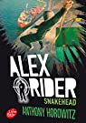 Alex Rider, Tome 7 : Snakehead par Horowitz