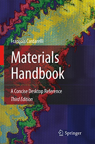Materials Handbook: A Concise Desktop Reference (English Edition)