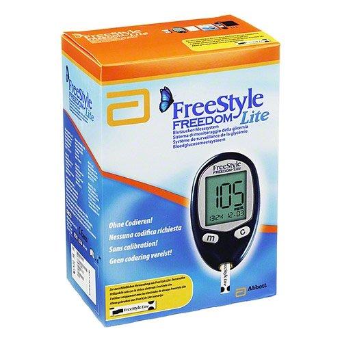 FreeStyle Freedom Lite Sistema de Control de Glucosa en la Sangre