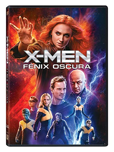 X-Men: Fénix Oscura [DVD]