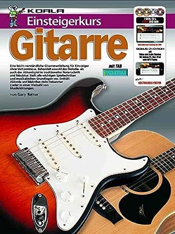 Einsteigerkurs Gitarre