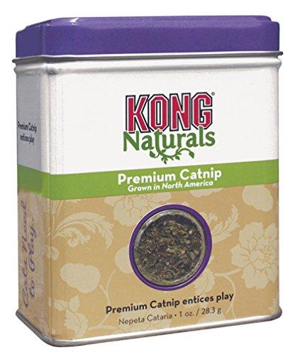 KONG Naturals CN21 - Premium Catnip - Herbe à chat de...