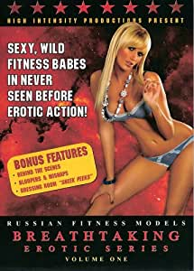 Russian Sexy Fitness Models: Breathtaking Erotic 1 [Import USA Zone 1]