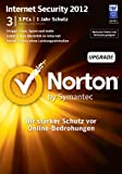 Norton Internet Security 2012 - 3 PC - Upgrade