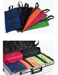 Scarpa Enterest grande capacità borsa da viaggio impermeabile borsa per  scarpe Storage Bag con chiusura a ad47b39ee40