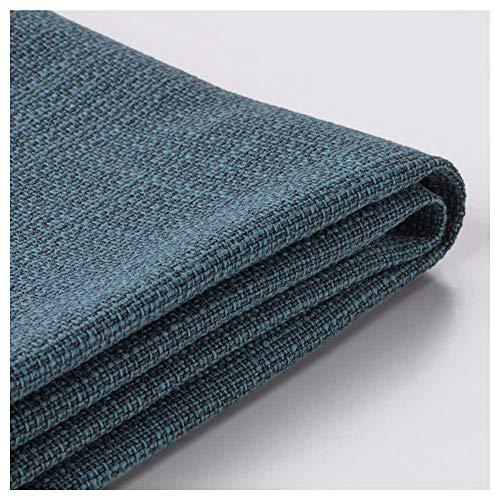 IKEA ASIA KIVIK - Funda para sofá de Tres plazas, Color Azul Oscuro