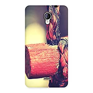 Special Rope on Bamboo Back Case Cover for Micromax Unite 2 A106
