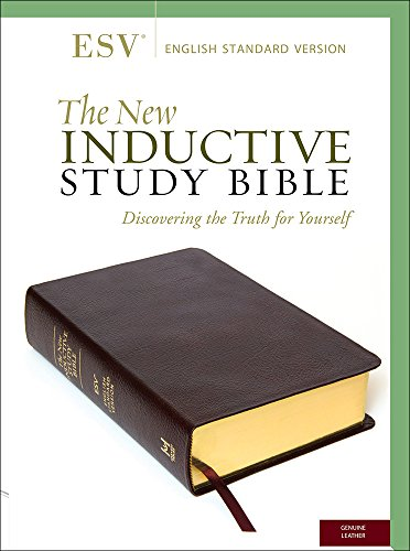 New Inductive Study Bible-ESV