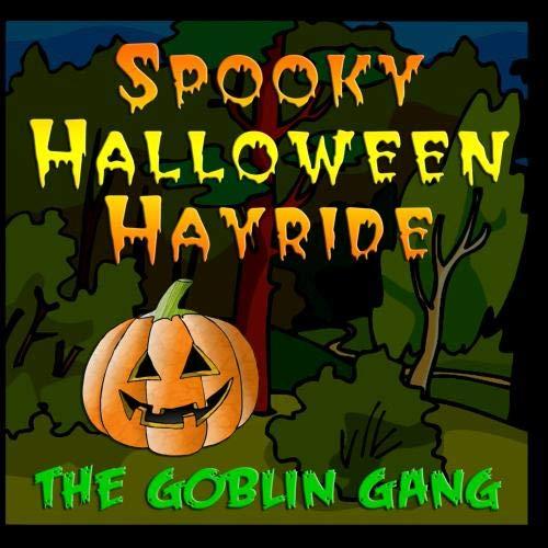Spooky Halloween Hayride