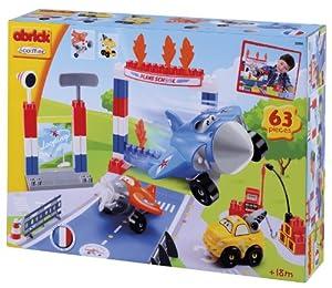 Ecoiffier - Juego de construcción para niños (3086) (Importado)