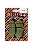 Accossato Pastiglia freno AGPP107OR, KYMCO > 300 XCITING RI, 300 (2008)