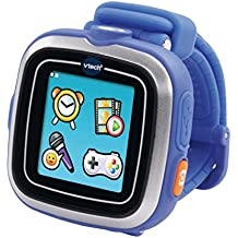 """VTech Kidizoom - SmartWatch para niños (128 MB, pantalla de 1.44"""", resolution:128 x 128 pixeles), color azul - versión alemana"""