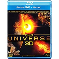 Our Universe 3D (Blu-Ray);Our Universe 3D