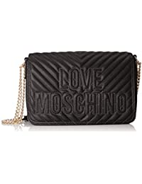 Love Moschino Women's Borsa Quilted Pu Shoulder Bag