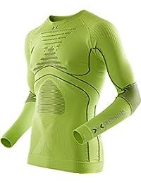 X Bionic Acc_Evo Uw Lg_Sl, Intimo Uomo, Verde Lime/Blu Scuro, XXL