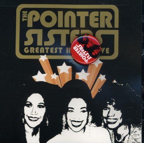 Greatest Hits Live (Cd Sisters Pointer)