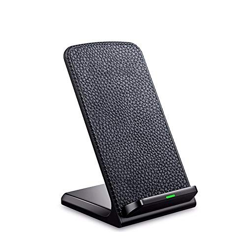 MHOLR 10W Fast Wireless Charger Für iPhone X 10 8 Plus Ladegerät USB Power Für Samsung Galaxy S7 S8 S9 Note8 (Handy-hülle Für Verizon Lg G2)