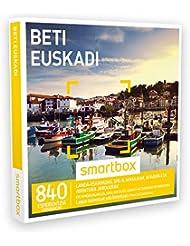 SMARTBOX - Caja Regalo - BETI EUSKADI - 840 escapadas, spas, cenas y actividades de aventura en País Vasco y alrededores