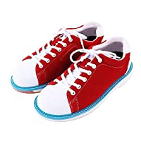 Women Bowls Shoes, Casual Breathable Walking Shoe Non-Slip Bowling Trainers Running Gym Sport Sneakers,36