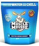 Muscle Mousse Protein Mousse Dessert Eiweiß Nachtisch Pudding Glutenfrei Diät Bodybuilding 750g (Choco Peanut Caramel - Schoko Erdnuss Karamell)