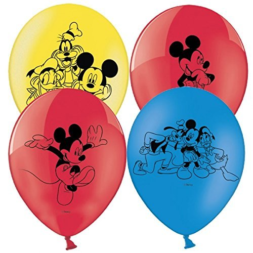 Amscan International - Globos Mickey Mouse (998513)