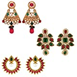 Om Jewells Traditional Ethnic Combo of G...