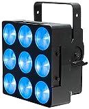 ADJ Dotz Brick 3.3Bühnenbeleuchtung Matrix Panel 9x 9W [1] Pro-Serie (steht überprüft)