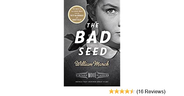 The bad seed a vintage movie classic ebook william march amazon the bad seed a vintage movie classic ebook william march amazon kindle store fandeluxe Image collections