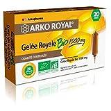 Arkopharma Arko Royal Organic Royal Jelly 1500mg 20 x 15ml