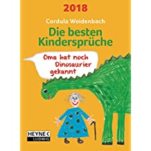 Die besten Kindersprüche 2018: Abreißkalender