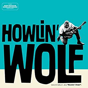 Howlin' Wolf (Second Album)+