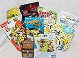 110117 Geschenk Set Blind Bags Boys Mitgebsel oder Adventskalender mit Minecraft Minions Sorgenfresser Hot Wheels Cars Blindbag Geschenke