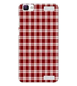 EPICCASE orderliness Mobile Back Case Cover For Vivo V1 Max (Designer Case)