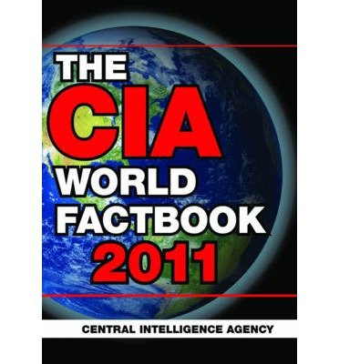 [(The CIA World Factbook)] [Author: Central Intelligence Agency] published on (October, 2010)