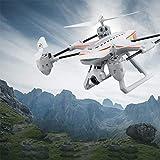 KMY-LIGHTING Drones avec caméra FPV HD Caméra 1080 P Wi-FI ou 4 K Wi-FI à Distance...